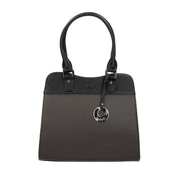 Robel dámska praktická kabelka - hnedá