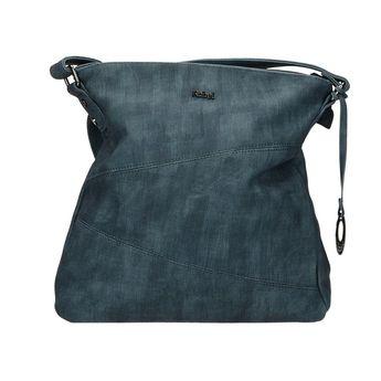 Robel dámska praktická kabelka - modrá