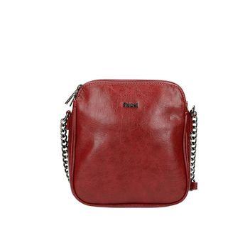 Robel dámska štýlová crossbody kabelka - červená