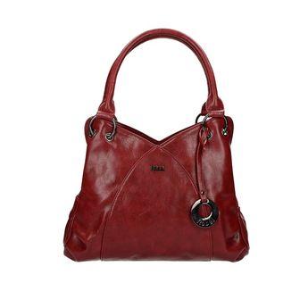 Robel dámska štýlová kabelka - červená