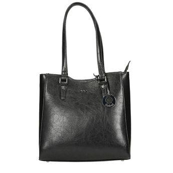 Robel dámska štýlová kabelka -čierna