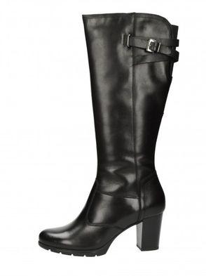 Robel dámske čižmy - čierne