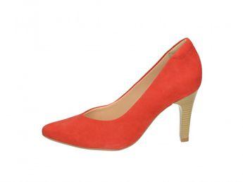 Robel dámske lodičky - červené