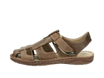 Robel pánske sandále - hnedé