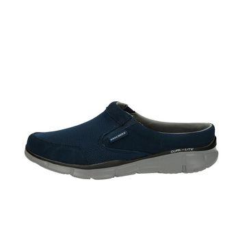 Skechers pánske pohodlné šľapky - modré