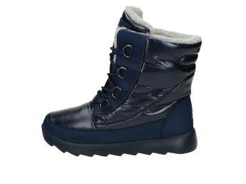 Skechers dámske čižmy - modré