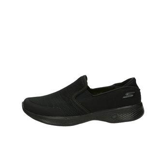 Skechers dámske pohodlné tenisky - čierne