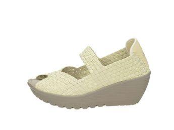 Skechers dámske sandále - béžové