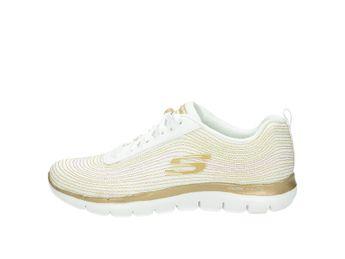 Skechers dámske tenisky - biele