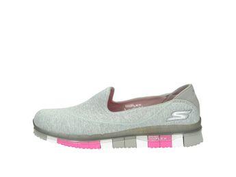 Skechers dámske tenisky - šedé