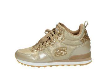 Skechers dámske tenisky - zlaté