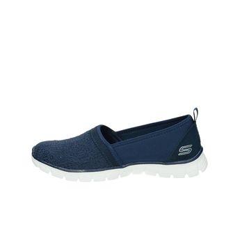 Skechers dámske textilné tenisky - modré