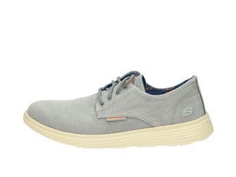 Skechers pánske poltopánky - šedé