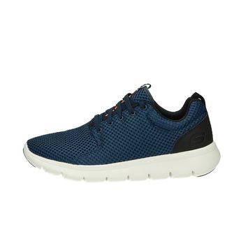 Skechers pánske textilné tenisky - modré