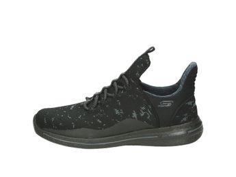Skeches dámske štýlové tenisky - čierne