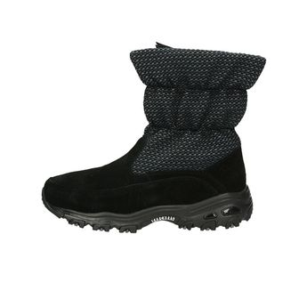 Skeches dámske zimné čižmy - čierne