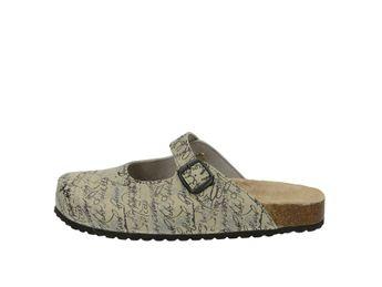 Softwave dámska domáca obuv - béžová
