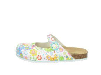 Softwave dámska biela domáca obuv