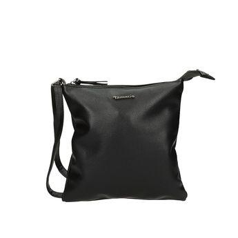 Tamaris dámska crossbody kabelka - čierna