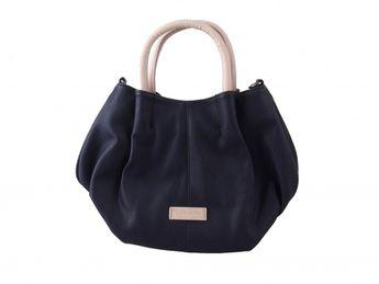 Tamaris dámska modrá tvarovaná kabelka