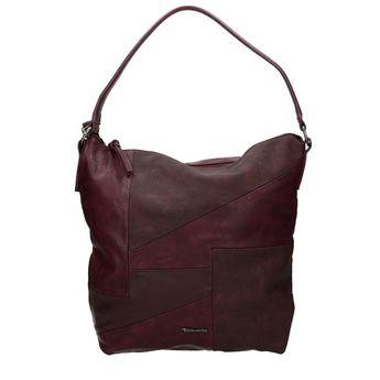Tamaris dámska praktická kabelka - bordová