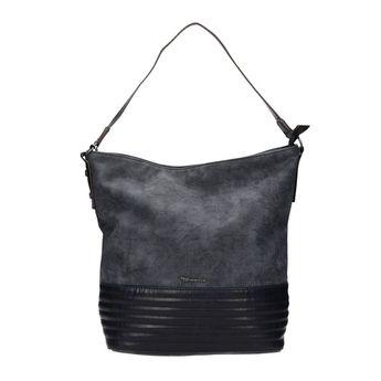 Tamaris dámska praktická kabelka - modrá