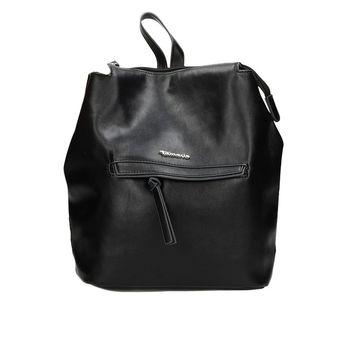 Tamaris dámsky štýlový ruksak - čierny