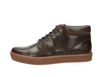 Timberland pánska pohodlná členková obuv - hnedá