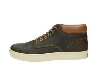 Timberland pánska štýlová členková obuv - hnedá