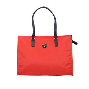 Tommy Hilfiger dámska štýlová kabelka - červená