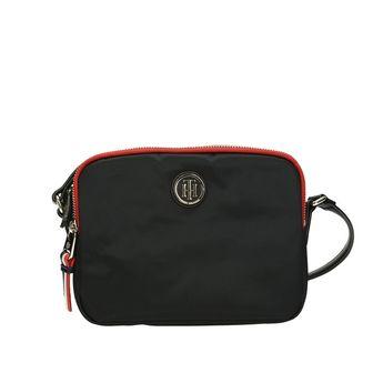 Tommy Hilfiger dámska štýlová taška - čierna