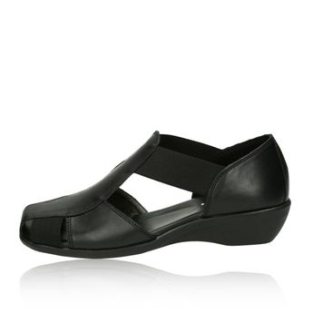 Aerosoles dámske sandále - čierne