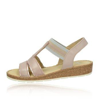 Ara dámske štýlové sandále - ružové
