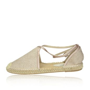 70059385ff428 Big Star dámske elegantné sandále - ružovo zlaté