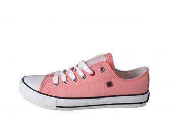 c98c266532c3 Big Star dámske tenisky - ružové Big Star dámske tenisky - ružové