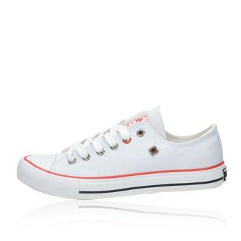 Big Star dámske tenisky - biele