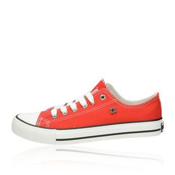 Big Star dámske tenisky - červené