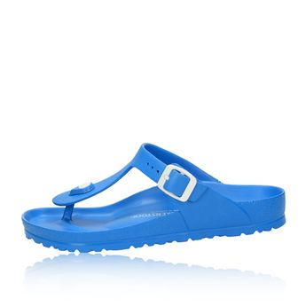 Birkenstock dámske štýlové plážovky - modré