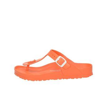 70e241728ea7c Birkenstock dámske štýlové šľapky - oranžové Birkenstock dámske štýlové ...