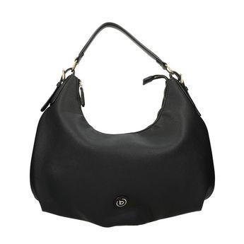 Bugatti dámska štýlová kabelka - čierna