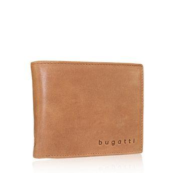 Pánska kožená peňaženka - koňaková