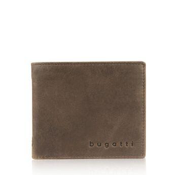 Bugatti pánska peňaženka - hnedá