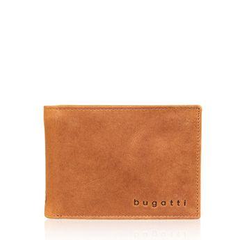 Bugatti pánska peňaženka - koňaková