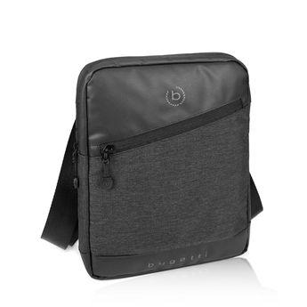 Bugatti pánska praktická taška - čierna