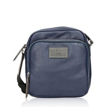 Bugatti pánska taška - modrá
