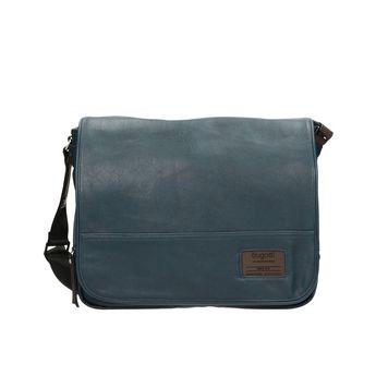 Bugatti pánska laptopová taška - modrá