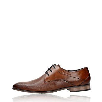 888863096bd9 Bugatti pánske kožené spoločenské topánky - hnedé