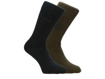 Bugatti pánske ponožky - dvojfarebné