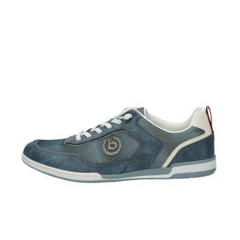 Bugatti pánske štýlové tenisky - modré