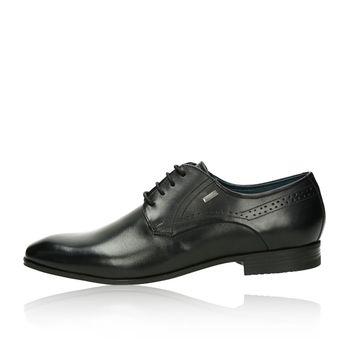 Bugatti pánske spoločenské topánky - čierne